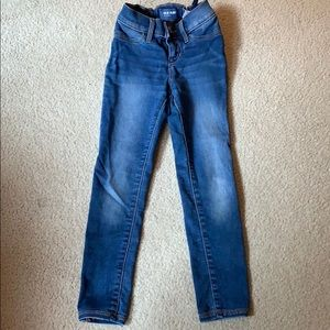 Old Navy Ballerina jeans girls size 6